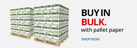 Buy in Bulk with Pallet Paper