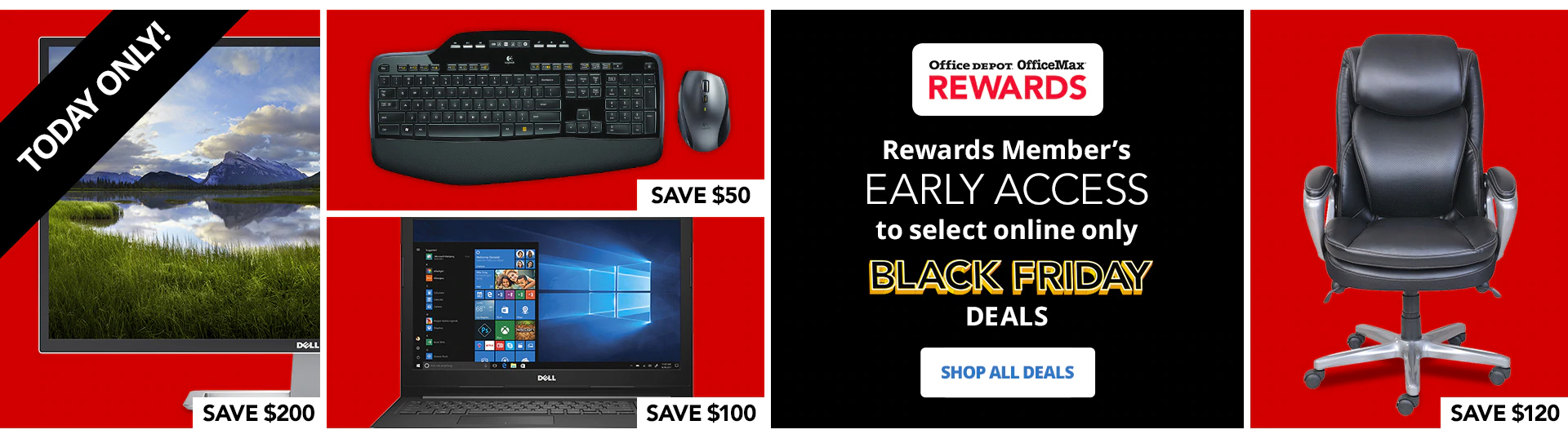 Countdown To Black Friday Early Access Office Depot Rewards