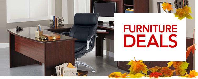 Furniture Deals- Save on Furniture & Seating
