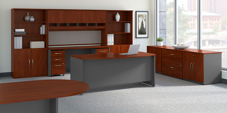 Bush Business Furniture Components Collection