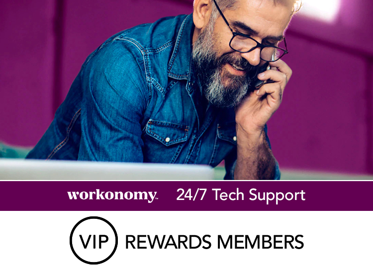 VIP Rewards member tech support offer