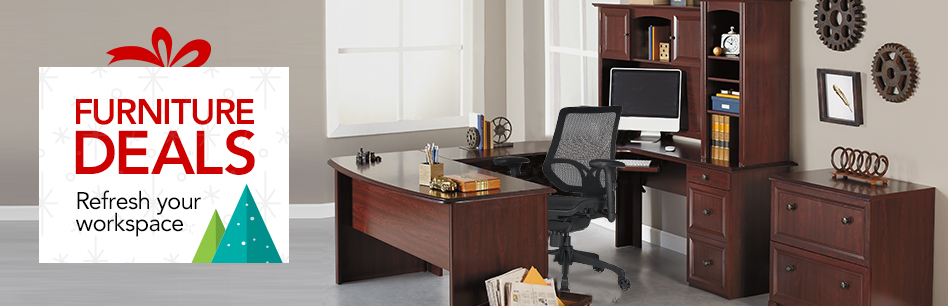Furniture Deals- Refresh Your Workspace