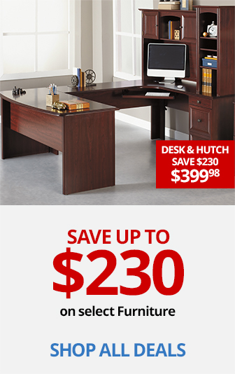 Save Up To $230 On Select Furniture