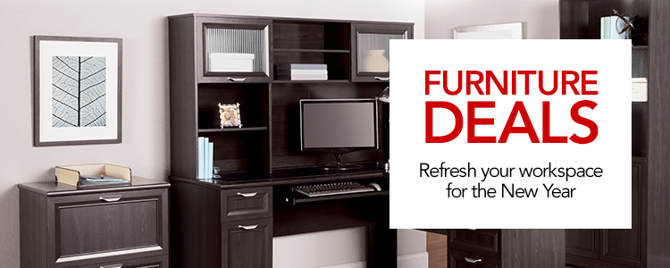 Furniture Deals- Refresh Your Workspace in the New Year