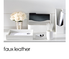 See Jane Work Faux Leather Collection