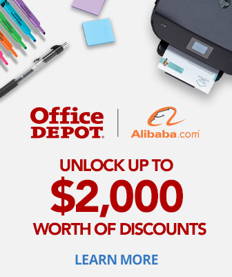 Announcing Office Depot On Alibaba