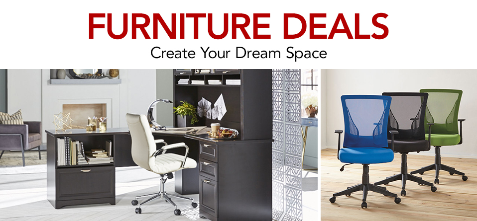 Furniture Deals- Create Your Dream Space
