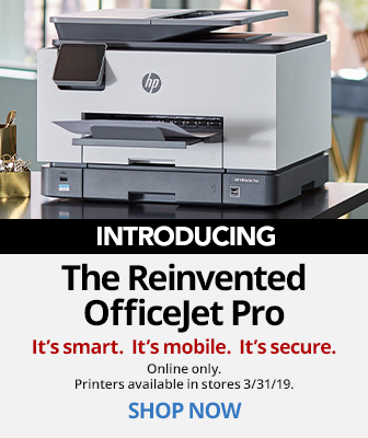 Introducing the Reinvented HP OJ Pro Printer