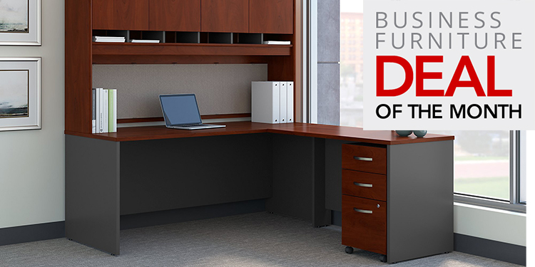 Bush Business Furniture Components Collection- Business Furniture Deal of the Month