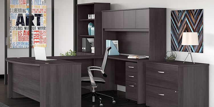 Bush Business Furniture Studio C Collection