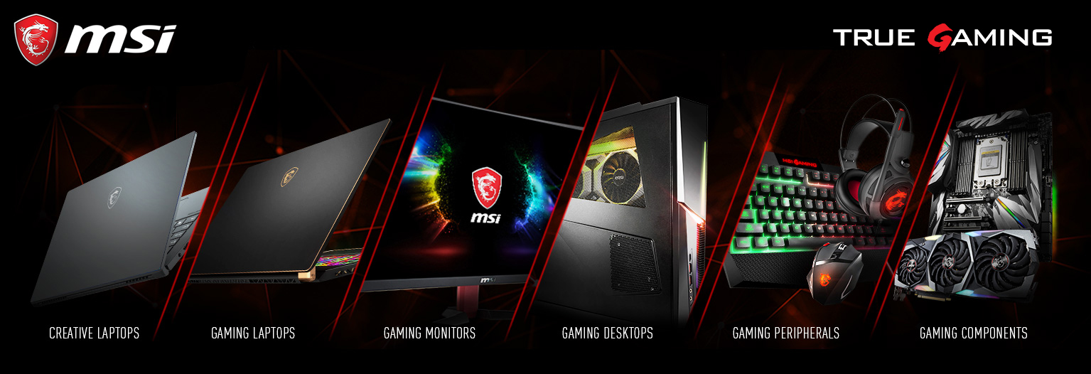 MSI True Gaming