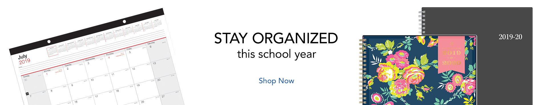 Stay Organized This School Year