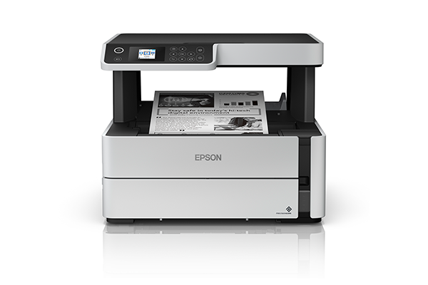 Epson® EcoTank ET-M2170 Wireless Monochrome All-In-One Supertank Printer