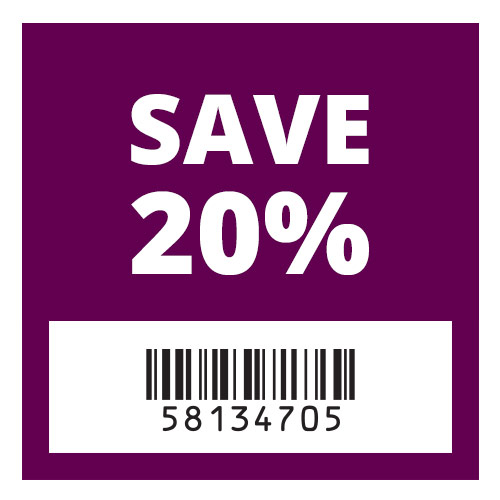 Save 20% off Mounting and Laminating Posters