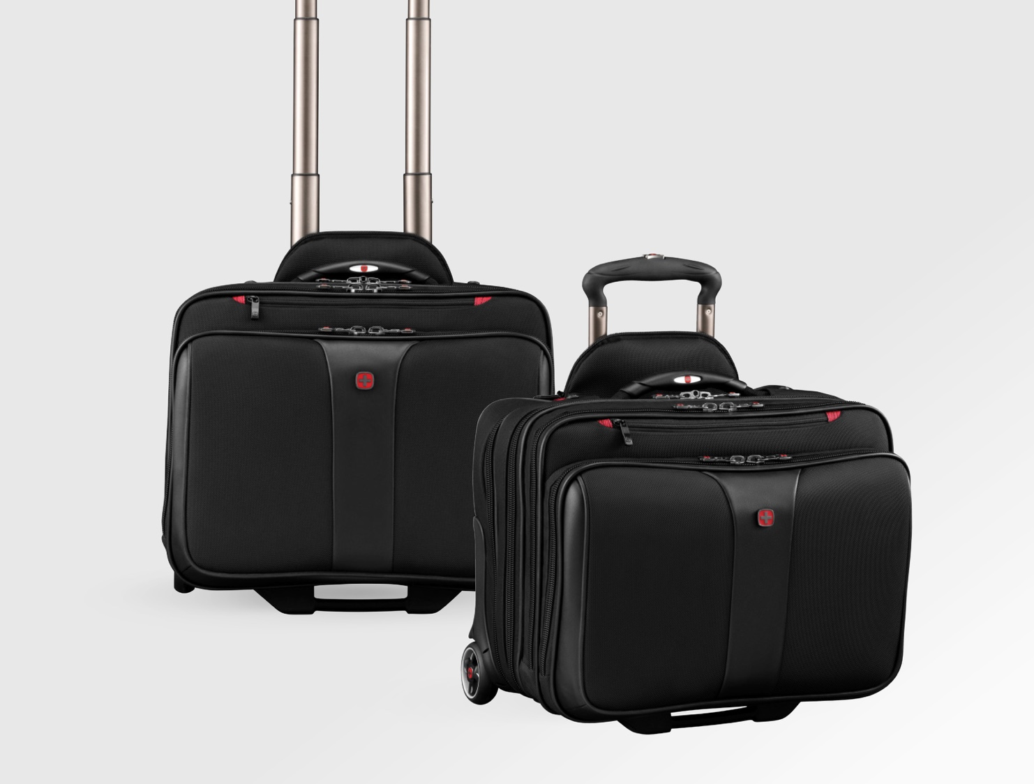 Wenger® Patriot II Rolling Luggage Set