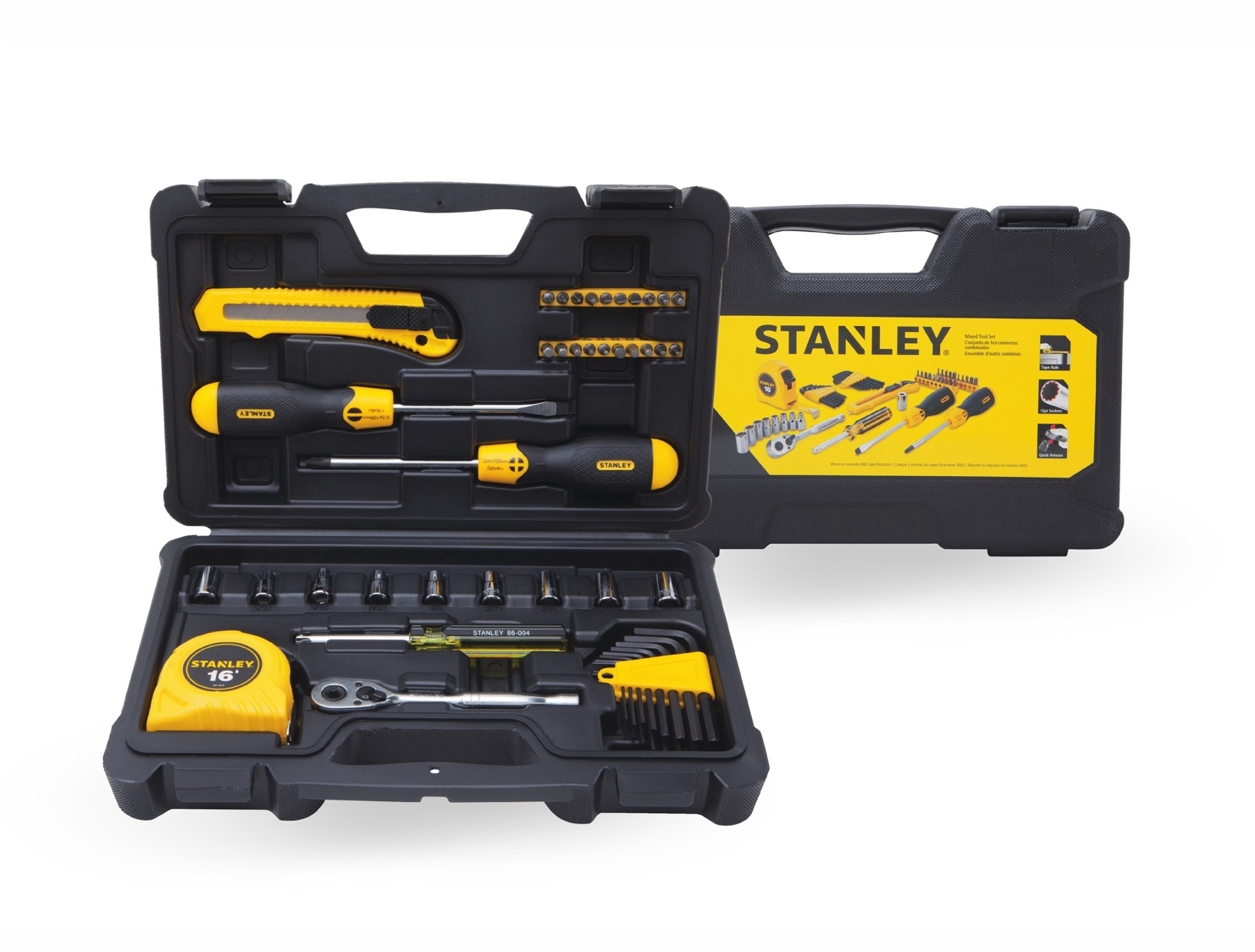 Stanley® 51-Piece Tool Set