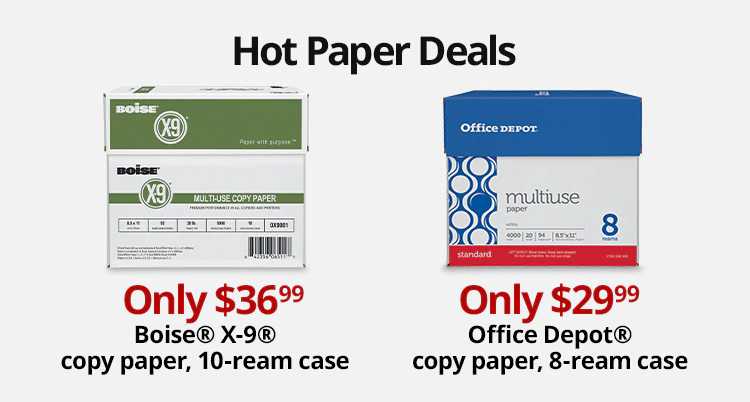 b6ea1347afa1 Office Depot & OfficeMax - Free Next Business Day Shipping