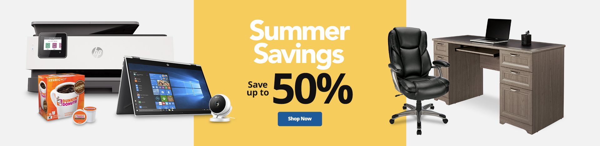 Summer Of Savings - Save Up To 50%