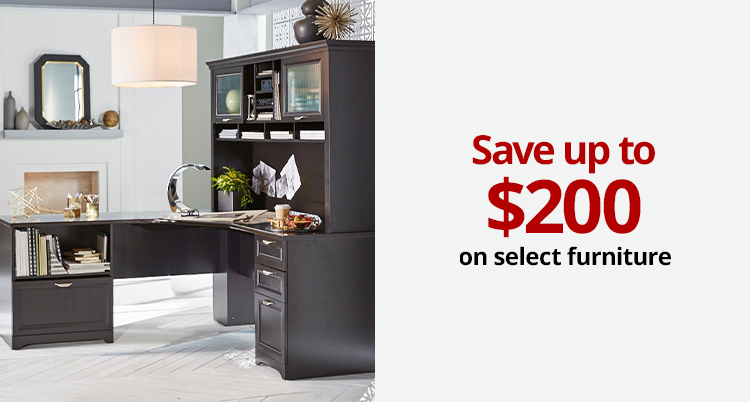 Save Up To 220 On Select Furniture
