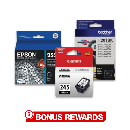 7936ea1e8e4 Canon, Brother, or Epson ink purchase of $60 or more
