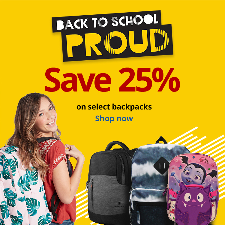 Summer Backpacks Sale for School