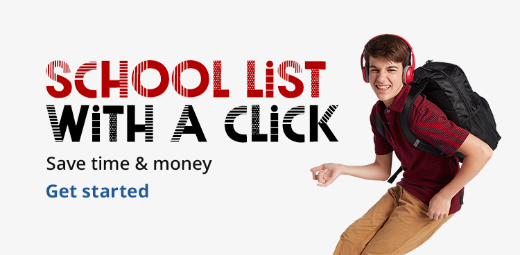 School List With A Click Save Time & Money - Get Started