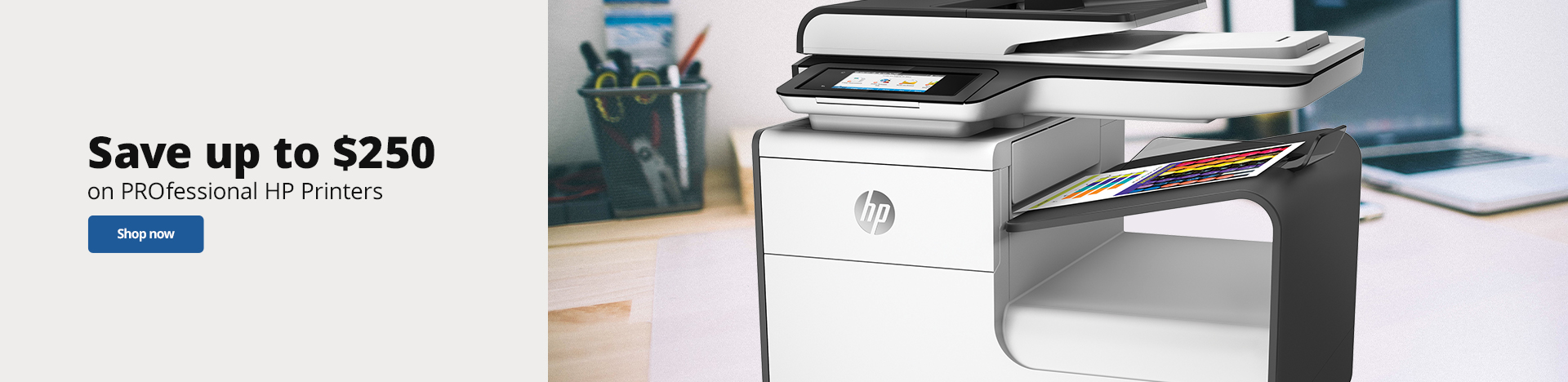 Get a PRO FOR YOUR BUSINESS! Save up to $250 on select HP Laserjet Pro Printers