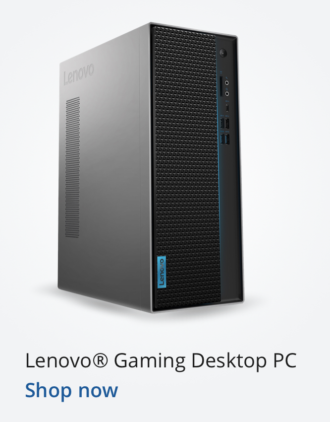 Lenovo® IdeaCentre T540 Gaming Desktop PC