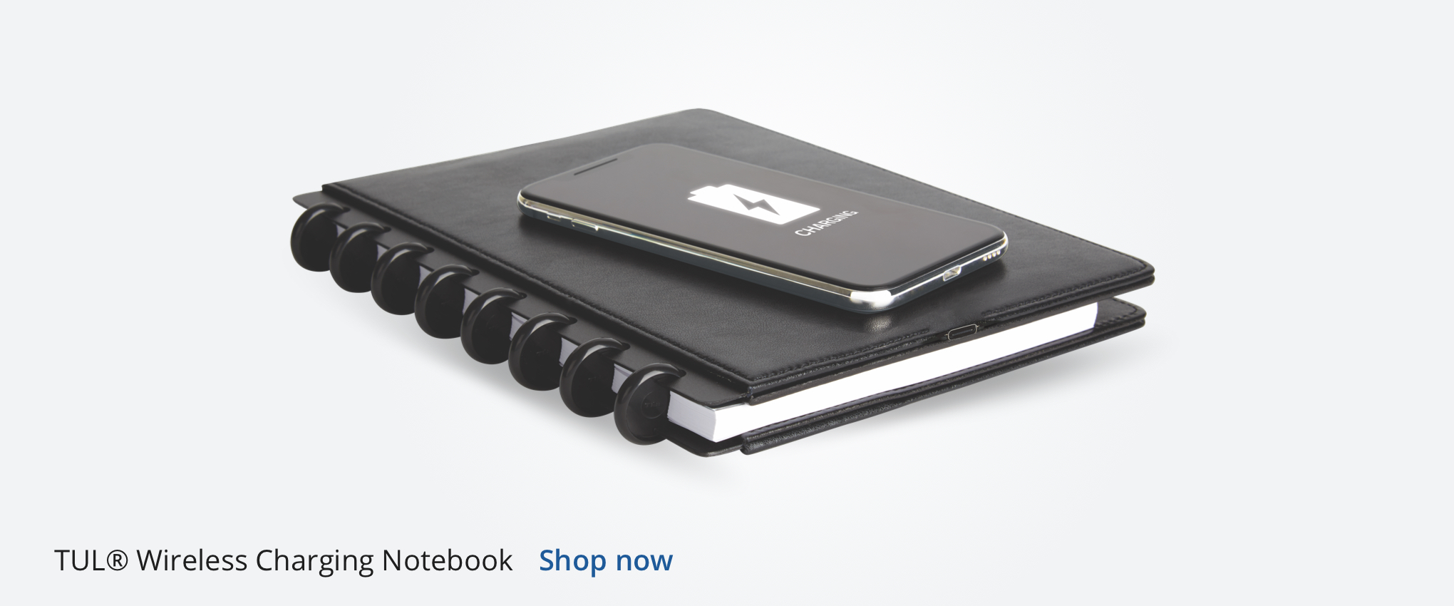 TUL Wireless Charging Notebook