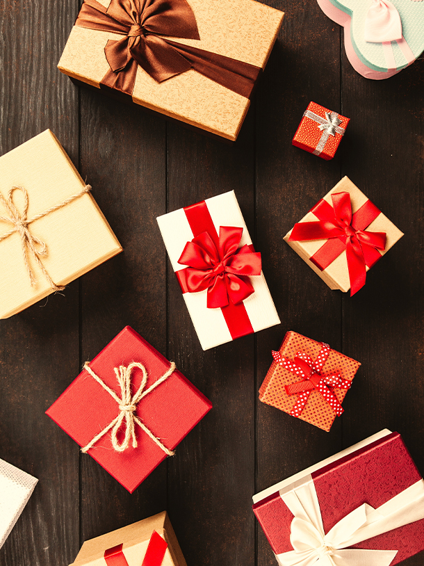 Festive fun holiday gift exchange ideas