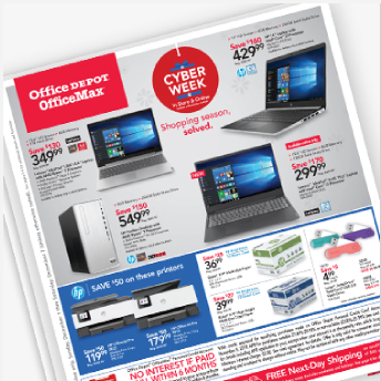 Cyber Week Weekly Ad