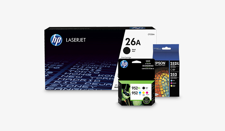 Ink & Toner Rewards- 20% Back in rewards on $75 ink and $200 toner