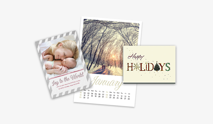 60% off All Custom Greeting cards, Announcements and Calendars