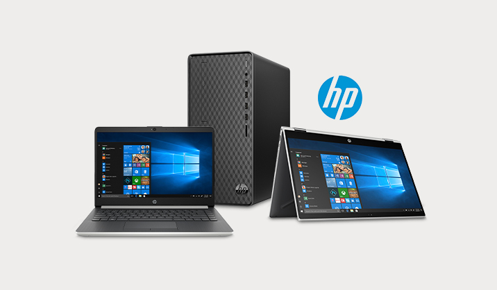 All HP Windows PCs on Sale