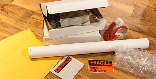 Office Supplies for Shipping Solutions