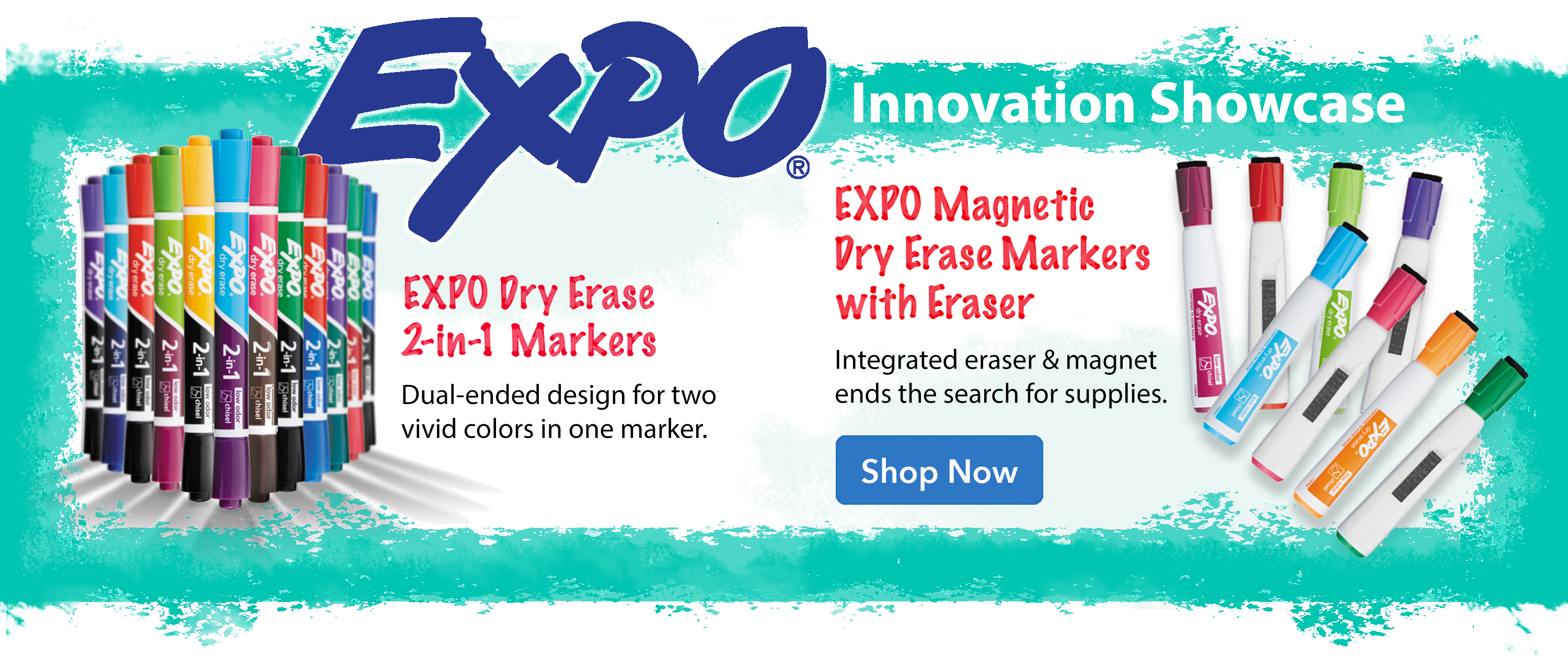 Expo Markers Dry & Wet Erase fice Depot ficeMax