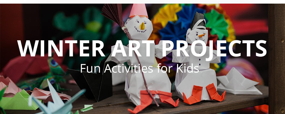 Cool Winter Art Projects