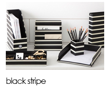 See Jane Work: Black Stripe Collection