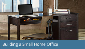 building a small home office
