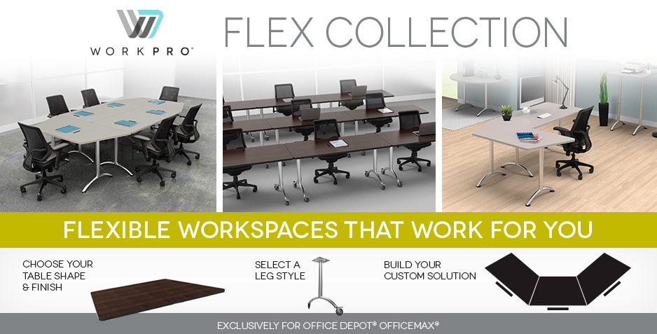 Workpro Flex Collection At Office Depot Officemax
