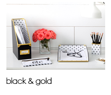 See Jane Work: Black & Gold Collection