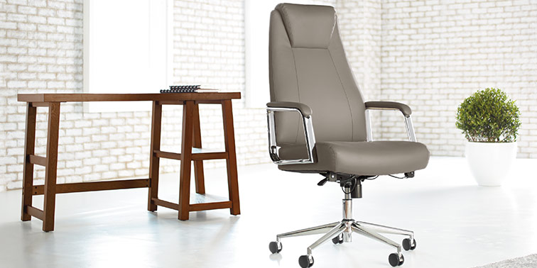 Are You Sitting Comfortably? Choosing a Chair for Your Home Office