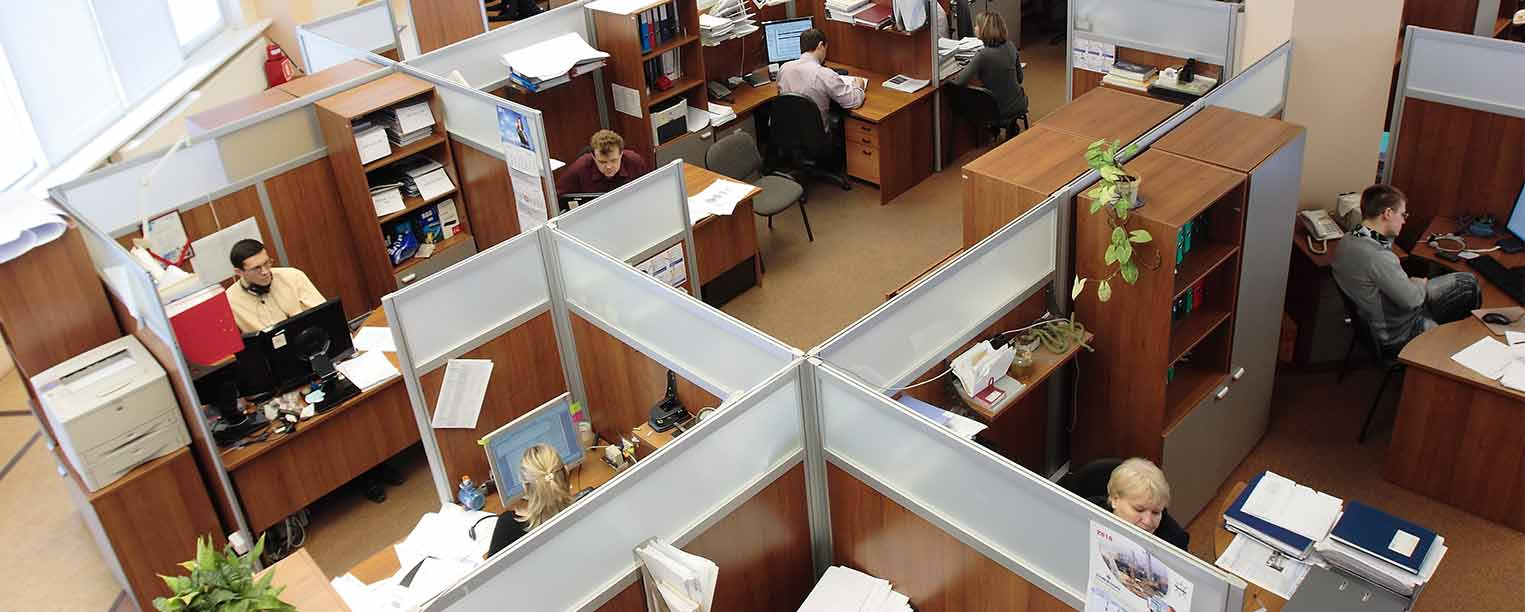 How to Safely Warm up Your Cubicle in a Drafty Workplace