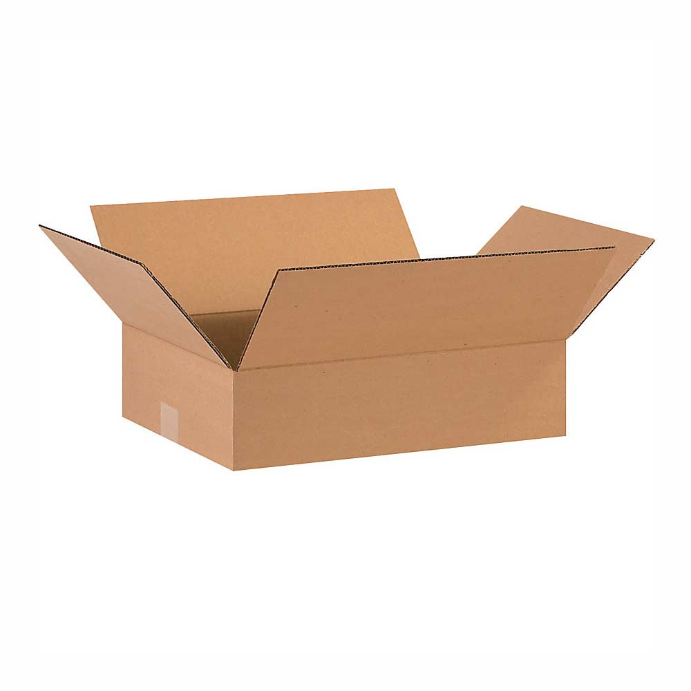 Office Depot Services Register New Product - Flat boxes