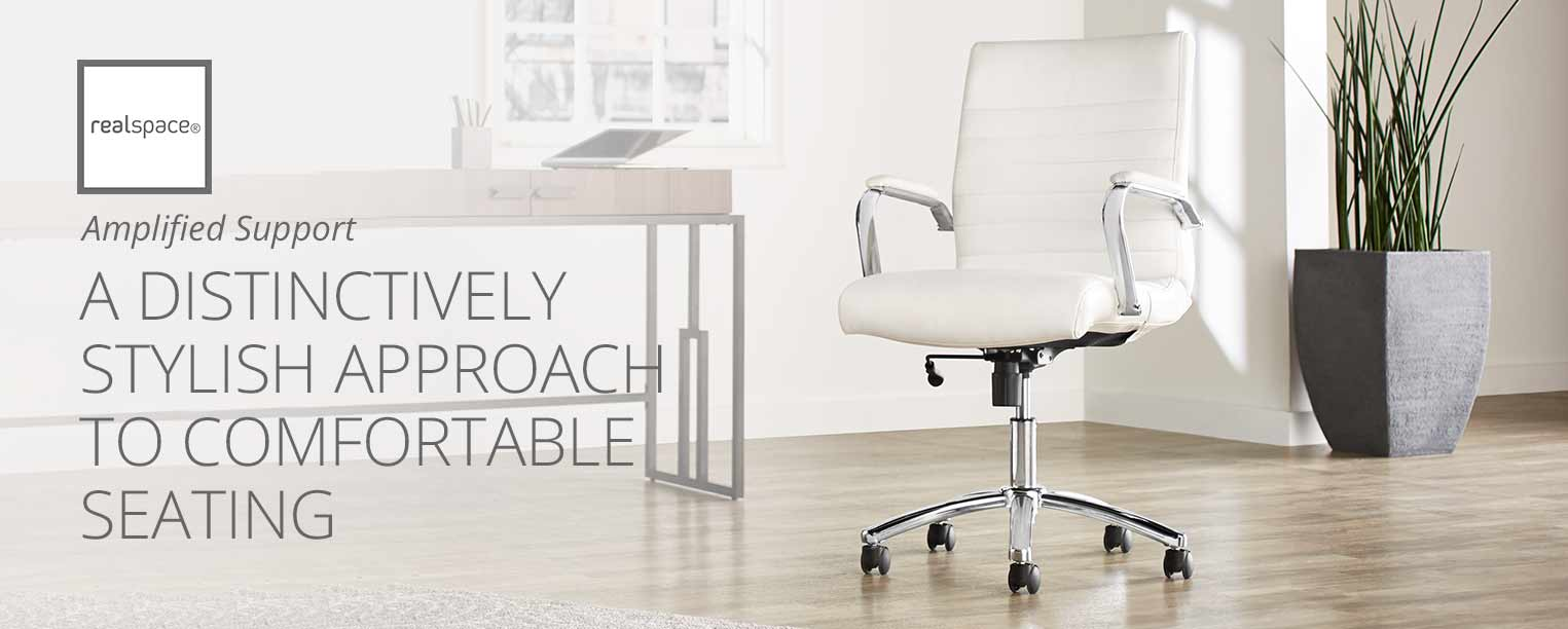 realspace modern comfort seating collection at office depot