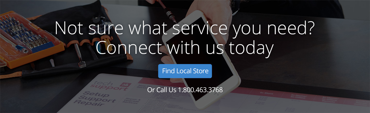 Store Locator For Tech Services