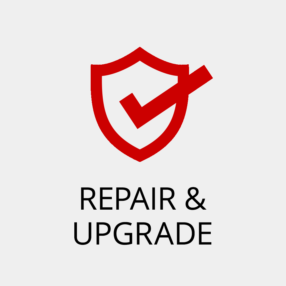 Repair & Upgrade