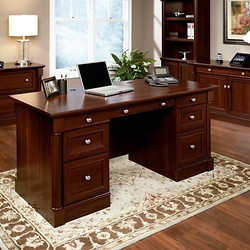 Computer desk office Bedroom Executive Desks Office Depot Find The Best Desk For You Office Depot Officemax