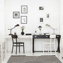 Genial Office Black. Share Your Wrokspace Office Black