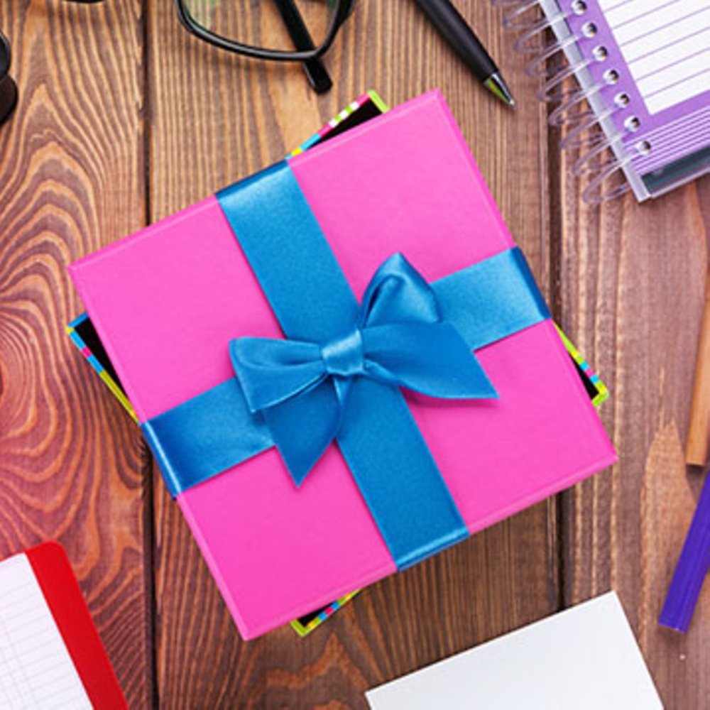 should you promote giving gifts at the office